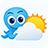 2345天气预报-SocialPeta
