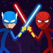 Mask of Stick: Superhero-SocialPeta