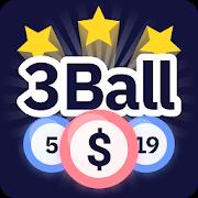 3 Ball - Win Real Money Lotto & Scratch Offs -SocialPeta