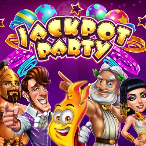 Jackpot Party - Casino Slots-SocialPeta