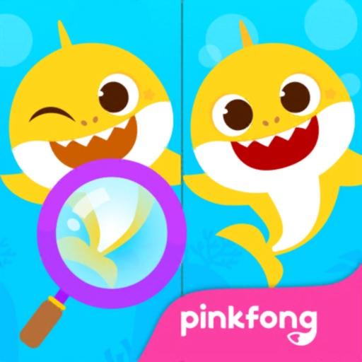 Pinkfong Spot the difference-SocialPeta