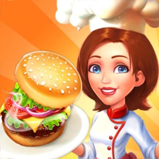 Cooking Rush - Food Games-SocialPeta