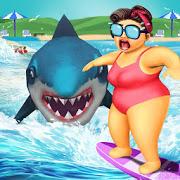 Shark Attack-SocialPeta