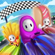 Fall Go Kart 3D: Ultimate Guys Racing-SocialPeta