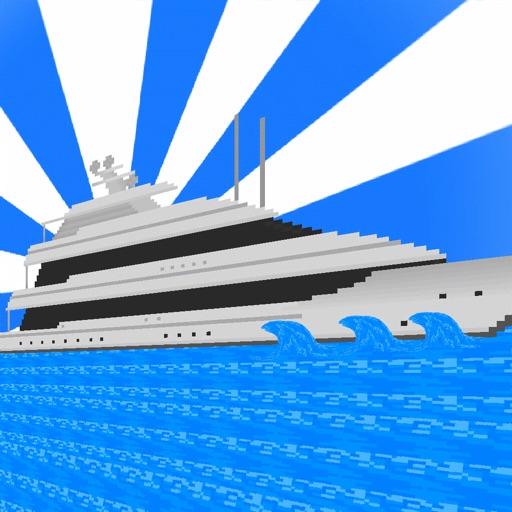Cruise Ship Hunter-SocialPeta