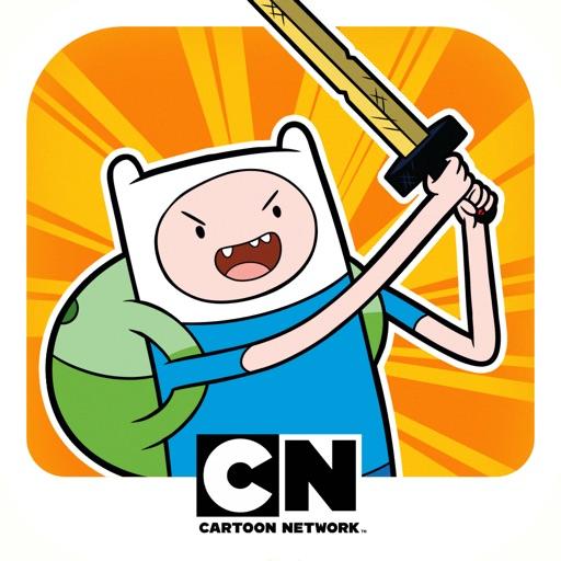 Adventure Time Heroes-SocialPeta