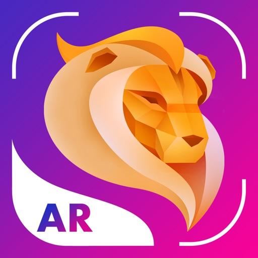 Leo AR ◉ #1 Augmented Reality-SocialPeta