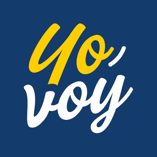 YoVoy - Nos movemos por tí-SocialPeta