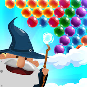 Bubble Shooter: Bubble Wizard, match 3 bubble game-SocialPeta