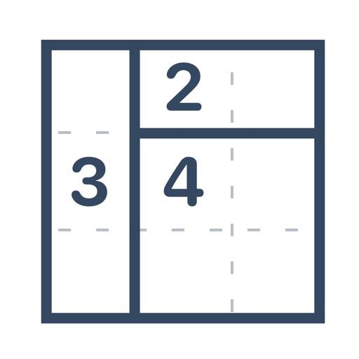 Number Blocks - Logic Puzzle-SocialPeta