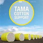 Tama Cotton Support-SocialPeta