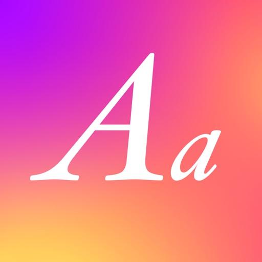 Fonts for social networks-SocialPeta