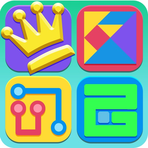 Puzzle King - Games Collection-SocialPeta