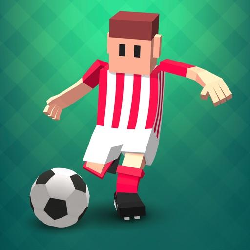 Tiny Striker: World Football-SocialPeta