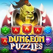 Dungeon Puzzles: Match 3 RPG-SocialPeta