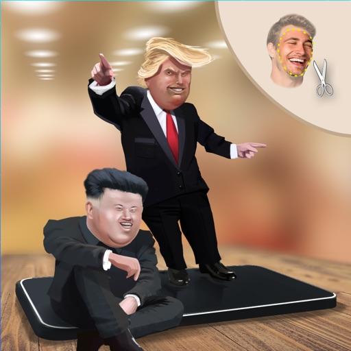 Dancing Trump Yourself Video-SocialPeta