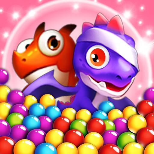 Dragon Pop - Bubble Shooter-SocialPeta