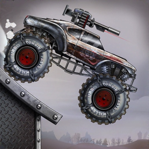 Zombie Hill Racing: Earn & Win-SocialPeta