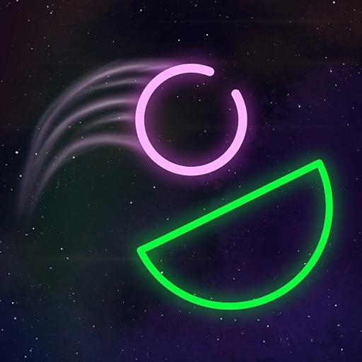 Galaxy Jump - Puzzle Game-SocialPeta