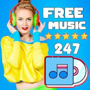 Free Music 247-SocialPeta