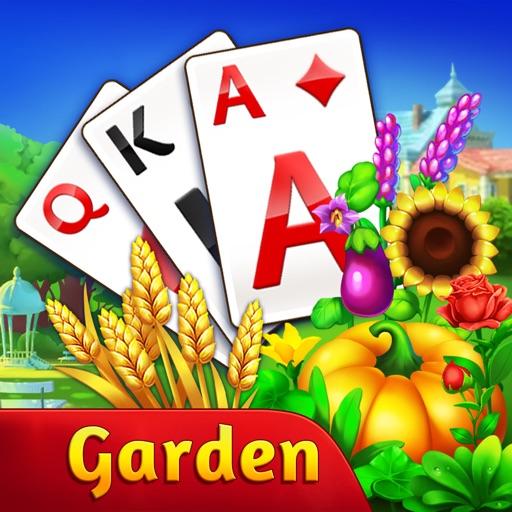 Solitaire Garden TriPeak Story-SocialPeta