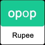 Opop Rupee-SocialPeta