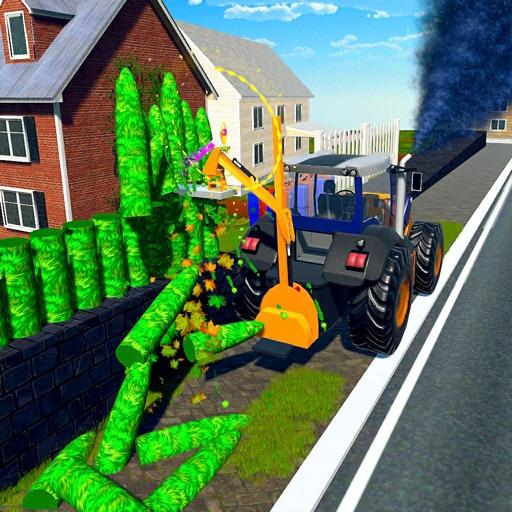 Hedge Cutter-SocialPeta