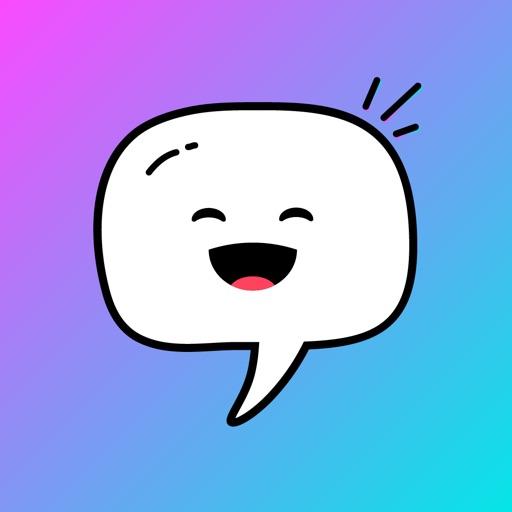 Faces - video, gif for texting-SocialPeta
