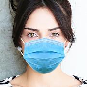 Face Mask Photo Editor & Face Camera: Medical Mask-SocialPeta