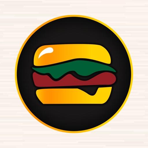 Charlie burger food-SocialPeta
