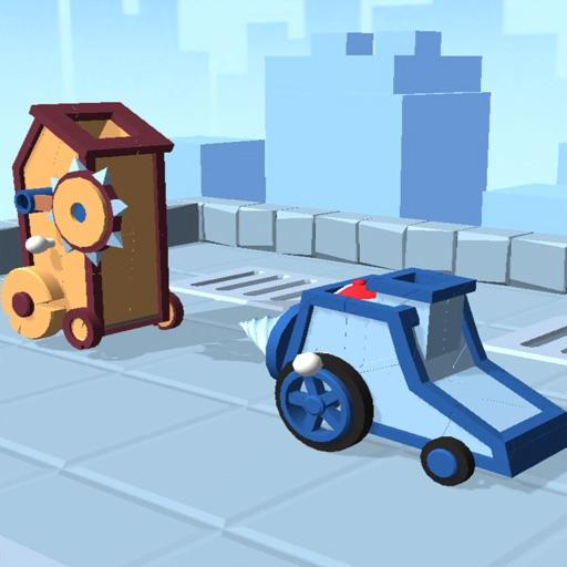 Robowars 3D-SocialPeta