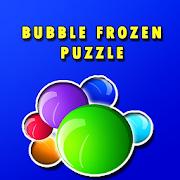 Bubble Frozen Puzzle-SocialPeta