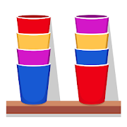Cup Sort Puzzle-SocialPeta