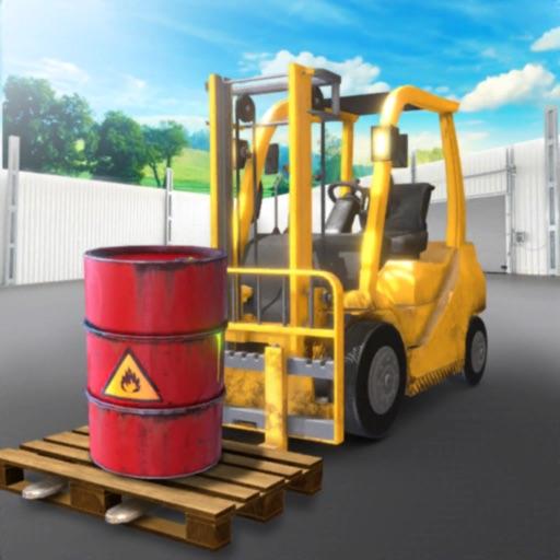 Forklift Master 3D-SocialPeta