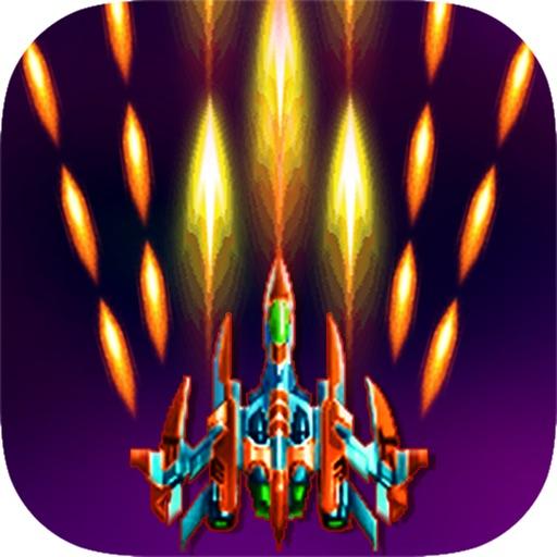 Galaxy Shooter - Fury Raiden-SocialPeta