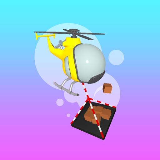 Wobbly Helicopter-SocialPeta