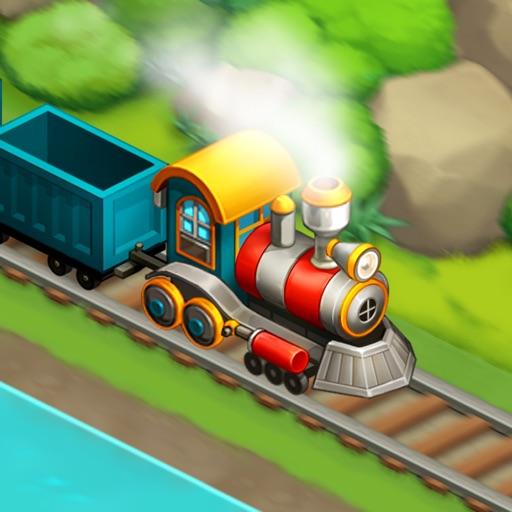 Train Town-SocialPeta