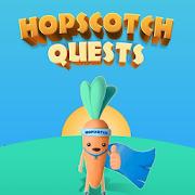 Hopscotch Quests-SocialPeta