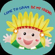 格蘭英語 - Gram Island-SocialPeta