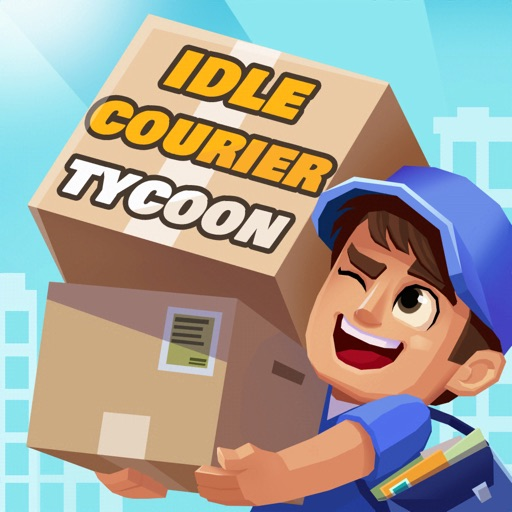 Idle Courier Tycoon-SocialPeta