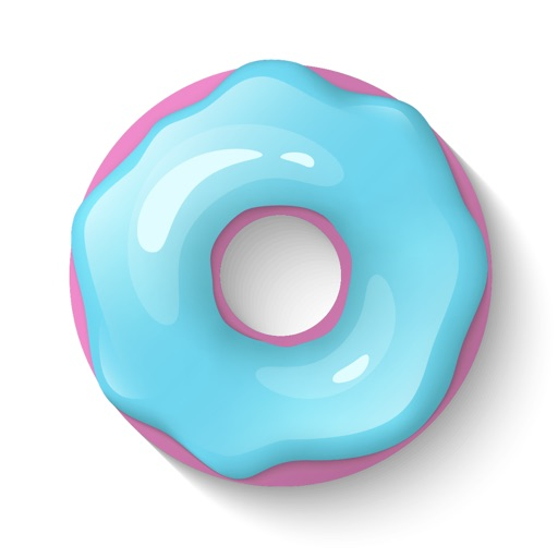 Donut — Create Game Clips-SocialPeta