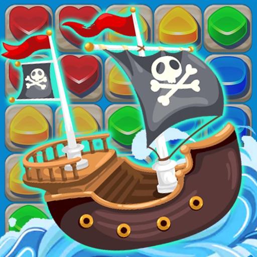 Pirate Jewel Quest-SocialPeta