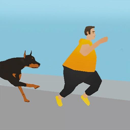 Eat and Run!-SocialPeta