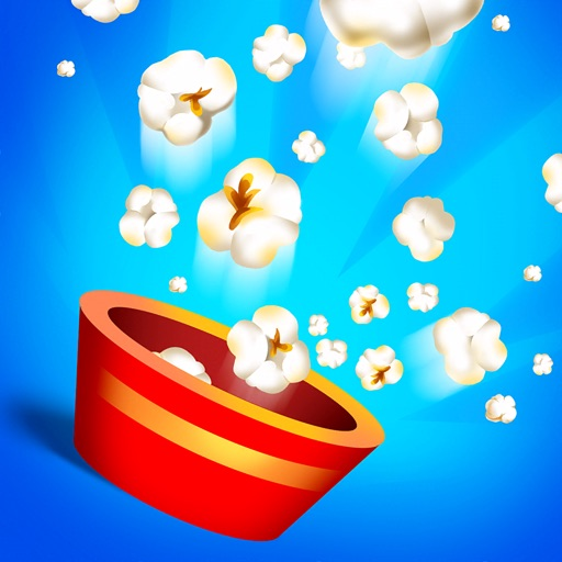 Popcorn Burst-SocialPeta