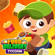 Food Delivery Tycoon - Idle Food Manager Simulator-SocialPeta