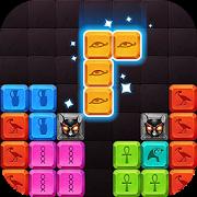 Block Saga: Block Puzzle-SocialPeta