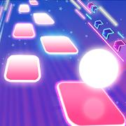 Music Hop - Tiles Dance music !-SocialPeta