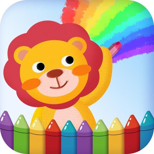 Drawing Tree - Coloring Game-SocialPeta