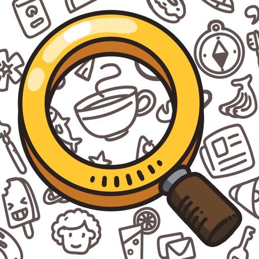 Find It! - Hidden Object Games-SocialPeta