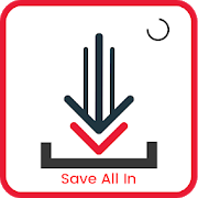 Save All In: Save picture and video-SocialPeta